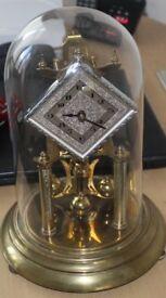 1950s Enamel Dial Anniversary Ball Clock