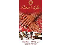 Henna/ Mehndi Atist for Karva Chauth