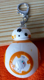 Star Wars – BB8 – bag charm. BB8 from 'Star Wars – The Force Awakens'