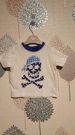 NEXT Boys 3-6 Month T shirt Bundle
