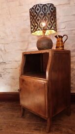 Stunning bedside or occasional cupboard