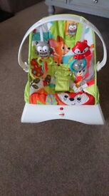 Fisher price woodland friends bouncer