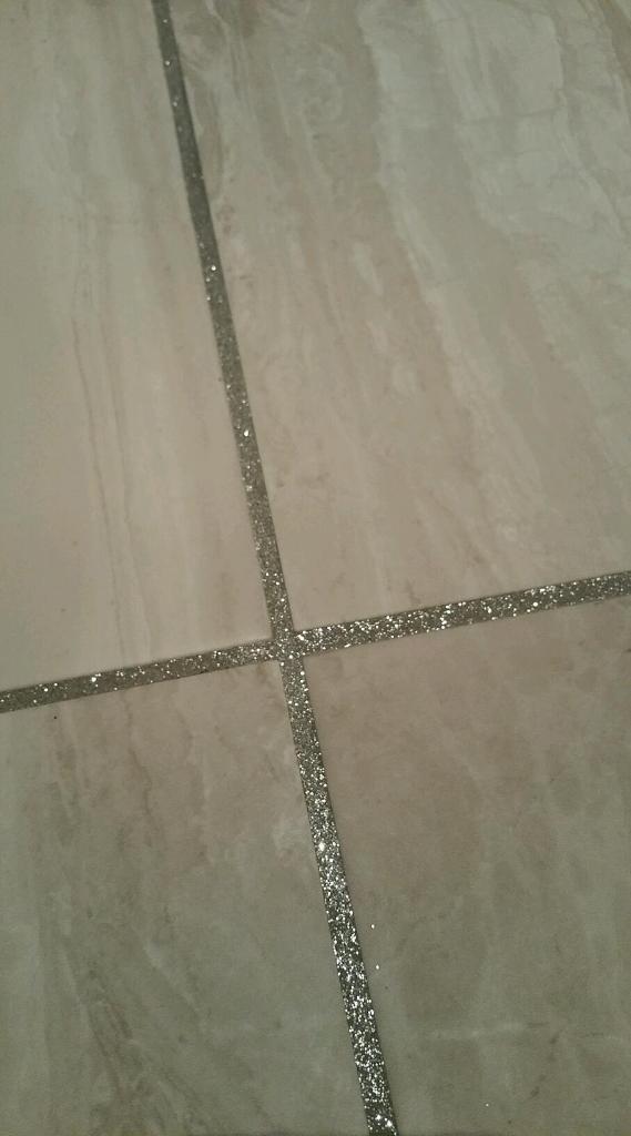 Silver Glitter Grout Additive In Pilgrims Hatch Essex Gumtree