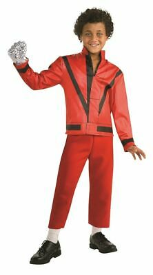 Jungen Kind Michael Jackson Militär Jacke Kostüm - Michael Jackson Kostüm Jacke