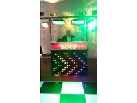 Disco equipment for sale due to retirement. everything you need to start up your own disco!