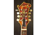 1970s Ibanez 524 F5 Loar Carved Mandolin + Case - Made in Japan -