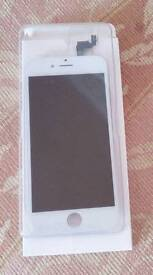 Iphone 6s white screen & fitting