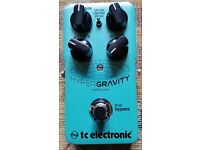 T C Electronic Hypergravity Optical Compressor Pedal - As New