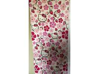 Hello kitty curtains by next