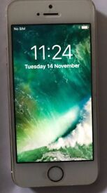 Apple iPhone 5s- 16GB--Golden (EE)--Excellent Condition-