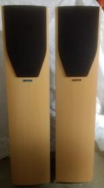 Mission M73 speakers - good condition