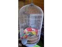 budgie cage with stand