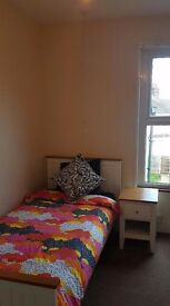 Double and single room availible