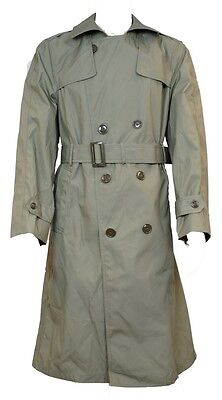 USMC All Weather Trench Coat DSCP WIthout (All Weather Trench Coat)