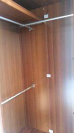 IKEA CORNER WARDROBE HOPEN RANGE
