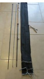 Double Handed Daiwa Whisker Salmon Fly 14ft Rod