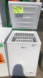 BEKO 101L FROST FRRE SMALL CHEST FREEZER