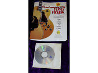 The Art of Contemporary Travis Picking TAB Music Book with CD
