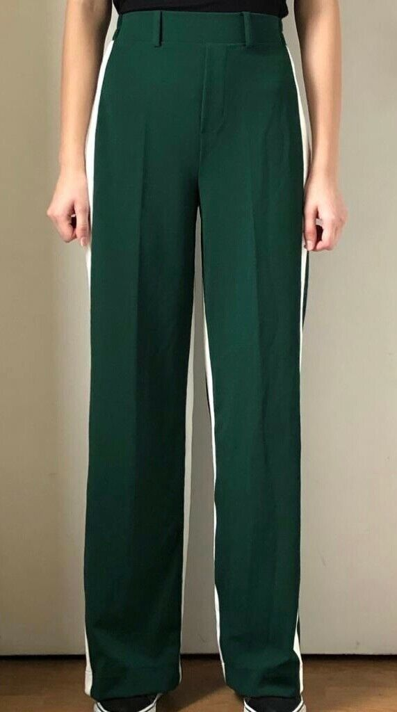 Pantalon fluide bershka taille s