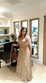 VIOLINIST for events