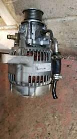 MG zr turbo diesel alternator