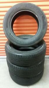 (Z10) 4 Pneus Ete - 4 Summer Tires 275-60-20 Firestone