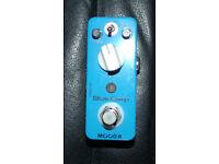 Mooer Blu Comp compressor pedal
