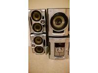 Sony mini hi fi stereo MHC-RG440S
