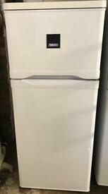 Zanussi fridge freezer free delivery