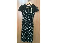 Darling Spotted Dress
