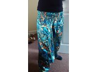 Satín trousers brand new!!!