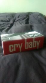 Dunlop Crybaby Wah GCB95 pedal for sale