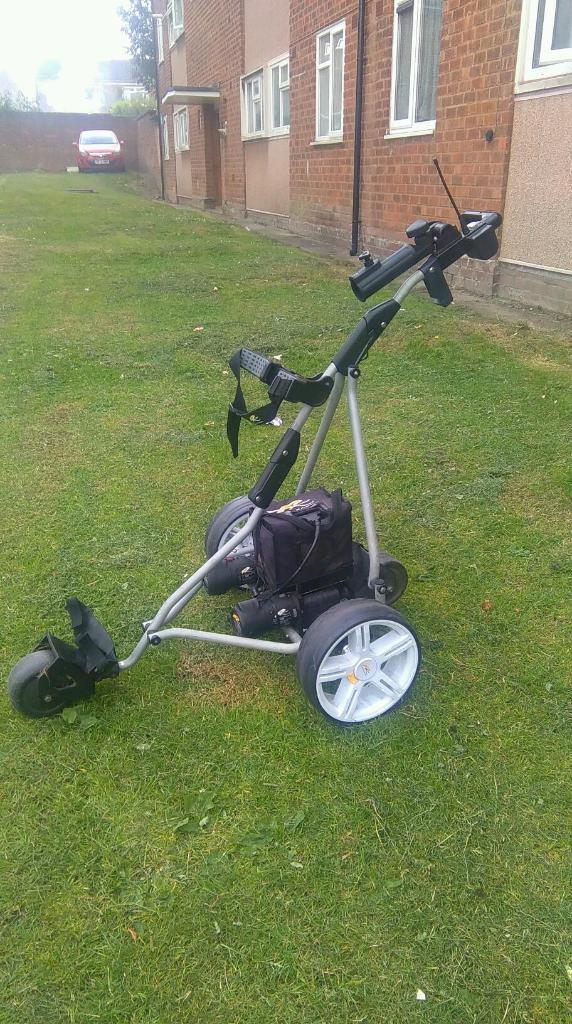 Powakaddy robokaddy remote control golf trolley | in Yardley