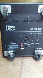 Thomann Sub CL 115 Speaker