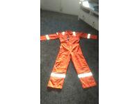 blazetek coverall/boiler suit