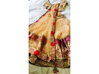 Lehenga- Traditional Indian Festive Dress