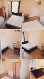 Big double room, 30 seconds away near bank!