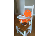 Chicco Booster Seat -Very good conditions, barely used