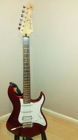 electric guitar-great condition
