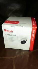 CCTV pyronix/hikvision turbo hd turret camera