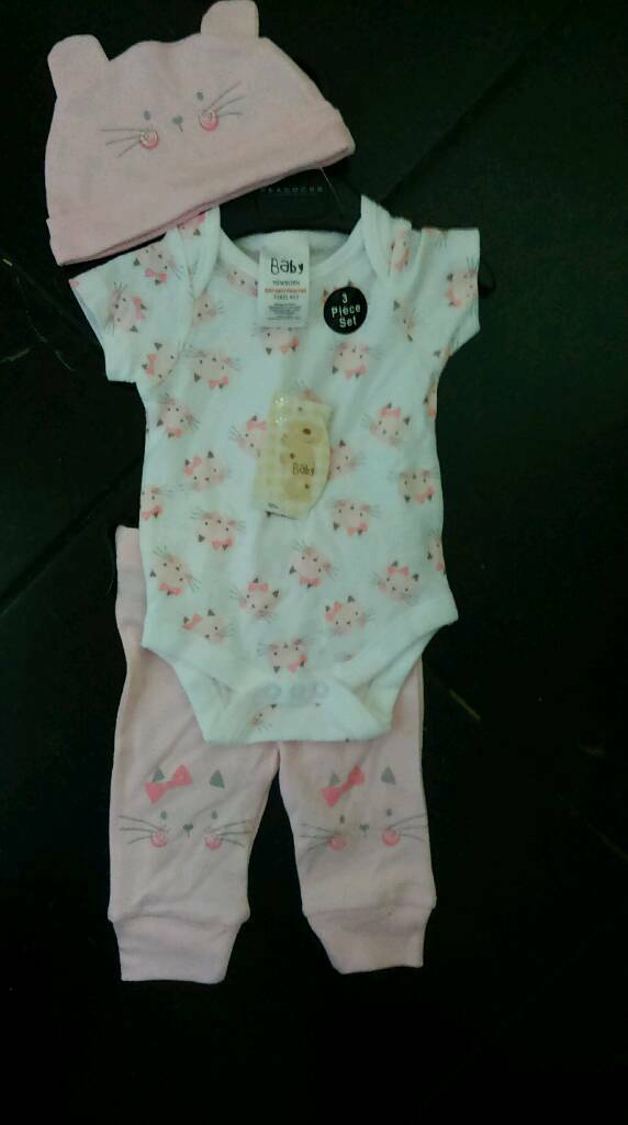 Newborn girl (New with tag)
