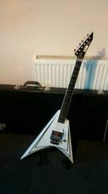 Esp Ltd Alexi-600 Scythe Guitar