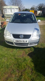 Volkswagen Polo 1.4 / 5 doors. Manual. In very good conditions!Electric windows,Electric mirrors.AC