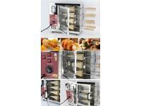 Various Industrial Baking Equipment