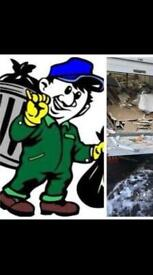 LICENCED WASTE CARRIERS, WASTE CLEARANCE, RUBBISH REMOVAL, HOUSE CLEARANCE, BUILDING WASTE