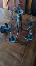 Chandelier - 5 Lamp Holders