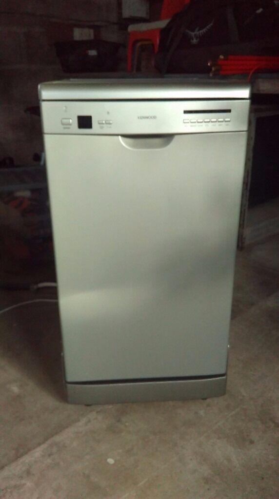 Slimline kenwood dishwasher
