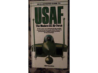 Illustrated guide to the Modern US Air Force by Salamander books edited by Bill Gunston.