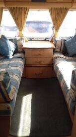 Bailey Pageant Monarch 2005 2 Berth Caravan - £3750