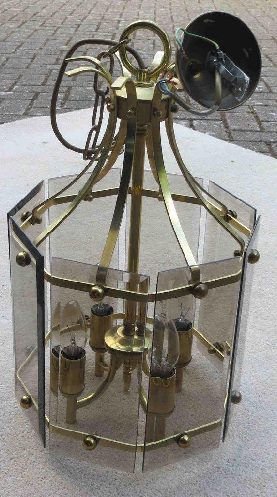 Ceiling Lights Gumtree Belfast : Brass ceiling light in shepperton surrey gumtree